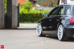 VOSSEN CVT auf Audi A4