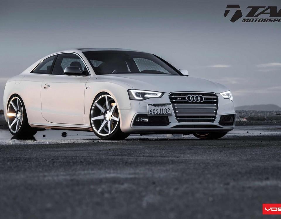 VOSSEN CV7 auf Audi A5 S5