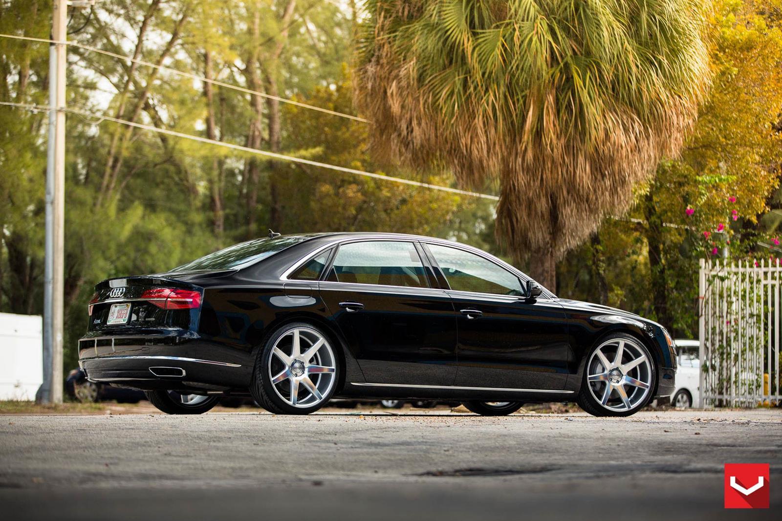 Vossen CV7 auf Audi A8