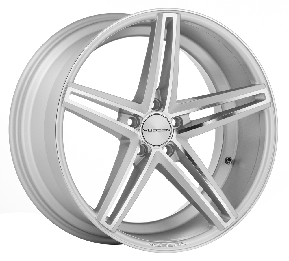 VOSSEN CV5 SILVER POLISHED