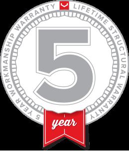 VOSSEN 5 Jahre Garantie