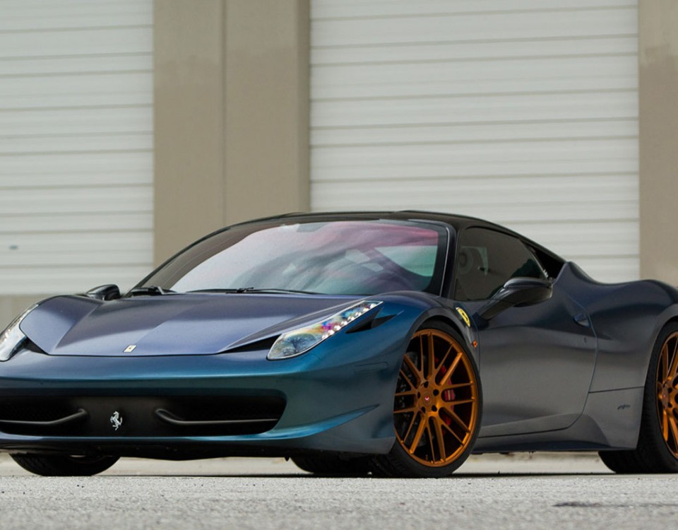 Ferrari 458 VPS308 Forged